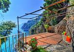 Location vacances Conca dei Marini - Conca dei Marini Villa Sleeps 10 Pool Air Con Wifi-3