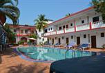 Hôtel Anjuna - Anjuna Beach Resort-1