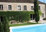 Location vacances Chaudenay-le-Château - Chambres d'hotes du val de vergy-1