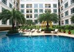 Villages vacances Bangkok - Hope Land Executive Residence Sukhumvit 46-2