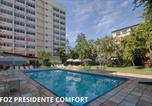 Hôtel Foz do Iguaçu - Foz Presidente Comfort Hotel-3