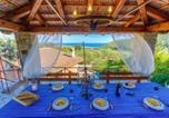 Location vacances Ausonia - Seaview, Pool, Garden, Airco, Wifi - Villa Positano-2