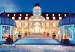 Hôtel Binz - Travel Charme Kurhaus Binz-4
