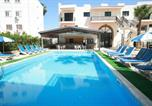 Location vacances Paphos - New York Plaza Hotel Apartments-1
