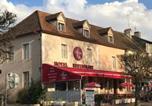 Hôtel Cormatin - La Fleur de Lys-2