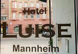 Hôtel Gare de Ludwigshafen - Hotel Luise Mannheim-4