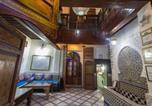 Hôtel Fès - Dar El Yasmine-4