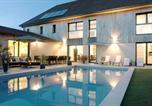 Hôtel Golf de Forêt d'Orient - Ome sweet home-1