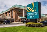 Hôtel Schaumburg - Quality Inn Schaumburg - Chicago