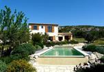 Location vacances Paradou - Magnifique Propriété avec Piscine Privée Chauffée, superbe vue sur les oliveraies des Alpilles, située à Mouriès, 10 personnes, Ls1-174 Espanto-1