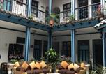 Hôtel Riobamba - Hotel Montecarlo-1