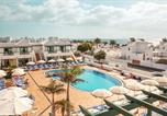 Hôtel San Bartolomé - Hotel Pocillos Playa-1