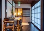 Location vacances Kyoto - Kumo Machiya Imperial Palace Minami-2