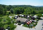 Camping avec Piscine Saint-Girons - Camping Les Eychecadous-4