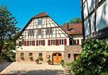 Hôtel Creglingen - Landgasthof Jagstmühle-1