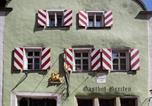 Hôtel Rothenburg ob der Tauber - Hotel-Gasthof Goldener Greifen-1