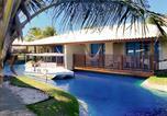 Hôtel Aquiraz - Hotel Dom Pedro Laguna Beach Villas and Golf Resort-3