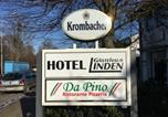 Hôtel Braunschweig - Hotel Gästehaus Linden-2