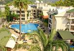 Hôtel Marmaris - Club Anastasia - Family Hotel-3