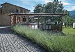 Location vacances Serravalle di Chienti - Querce Villa Sleeps 9 Pool Wifi-4