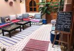 Hôtel Marrakech - Riad Jenan Adam-1