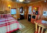 Hôtel Eureka Springs - Log Cabin Inn-3