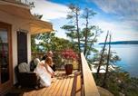 Hôtel Nanaimo - Rockwater Secret Cove Resort-4