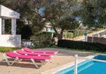 Location vacances Sant Lluís - Apartamento de ensueño con vistas al mar y piscina-2