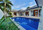 Location vacances Taling Ngam - Lipa Talay Ped - 2 Bed Private Pool Villa-2