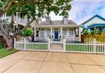 Location vacances Galveston - 1896 Gulf Coast Cottage-1