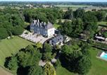 Hôtel 4 étoiles Saincaize-Meauce - Château d'Ygrande - les Collectionneurs