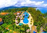 Hôtel San Pedro Sula - La Ensenada Beach Resort-1