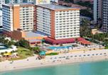 Hôtel Sunny Isles Beach - Ramada Plaza by Wyndham Marco Polo Beach Resort