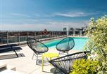 Hôtel 4 étoiles Cap-d'Ail - Mercure Nice Centre Notre Dame-1