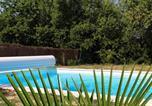 Location vacances Saint-Just-d'Ardèche - Clos du Grand Chêne - La Villa --2