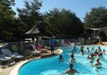 Camping avec Piscine couverte / chauffée Ruoms - Sun Camping-1
