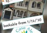Hôtel Praia - Casa Alegria B&B-1