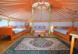Location vacances Noisy-Rudignon - Yourte Nomade-Lodge-1