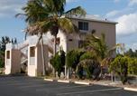 Hôtel Fort Myers - Tahitian Inn-1
