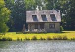 Location vacances Wallonia - Open house, located on a large private property with private lake.-1
