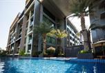 Location vacances Samoeng - The Luxury condo near chiangmai university-1