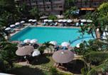 Hôtel Pattaya - Basaya Beach Hotel & Resort-1