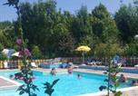 Location vacances Palagano - Bungalow with one bedroom in Maserno with shared pool and furnished garden-1