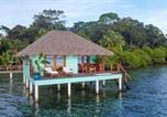 Hôtel Panama - Sol Bungalows Bocas del Toro-1