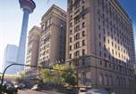 Hôtel Calgary - The Fairmont Palliser-1