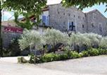 Hôtel Tornac - Le Mas de roux Chambres d'hotes-3