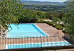 Location vacances Asciano - Holidays in apartment with swimming pool in Tuscany Siena-3