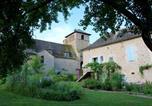 Location vacances Rignac - Chambres d'hôtes du Presbytère-4