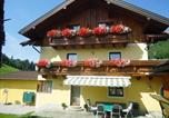 Hôtel Fuschl am See - Pension Wald