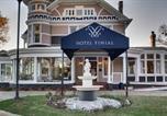 Hôtel Oxford - Hotel Finial; Bw Premier Collection-3